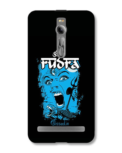 Mighty Rudra - The Fierce One | ASUS Zenfone 2 Phone Case