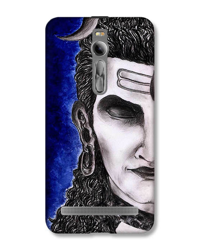 Meditating Shiva | Asus Zenfone 2 Phone case