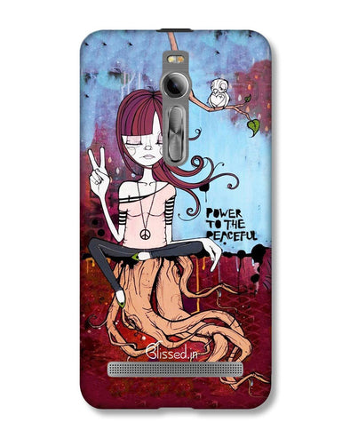 Power to the peaceful | ASUS Zenfone 2 Phone Case