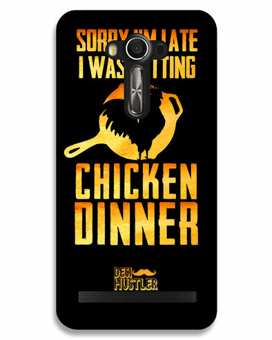 sorr i'm late, I was getting chicken Dinner | Asus ZenFone 2 Laser (ZE550KL) Phone Case