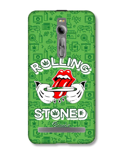 Rolling Stoned | Asus Zenfone 2  Phone Case