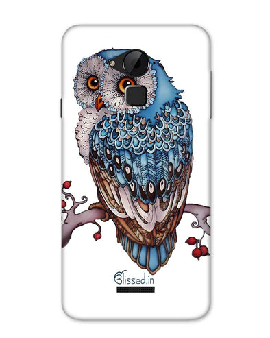 Blue Owl | Coolpad Note 3 Phone Case