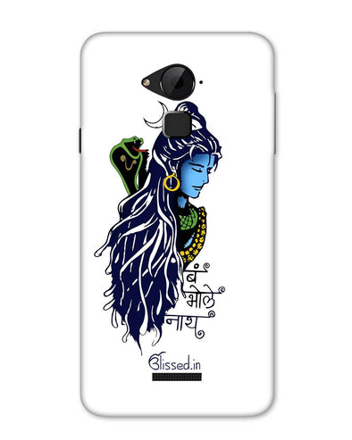BUM BHOLE NATH | Coolpad Note 3 Phone Case