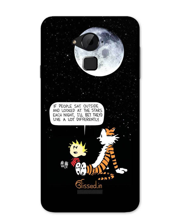 Calvin's Life Wisdom | Coolpad Note 3 Phone Case