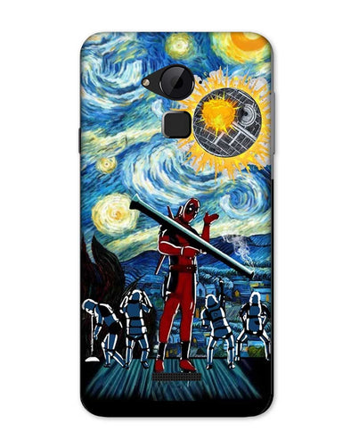 Dead star | Coolpad Note 3 Phone Case