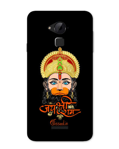 Jai Sri Ram -  Hanuman | Coolpad Note 3 Phone Case