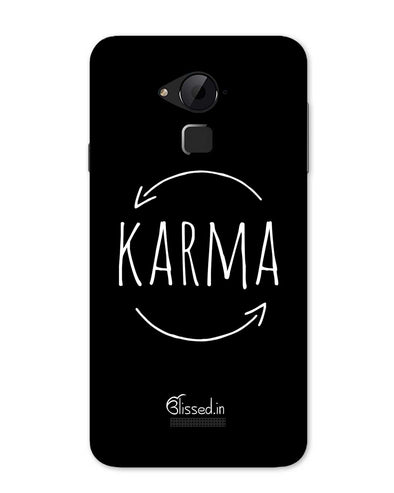 karma | Coolpad Note 3 Phone Case