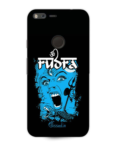 Mighty Rudra - The Fierce One | Google Pixel XL Phone Case