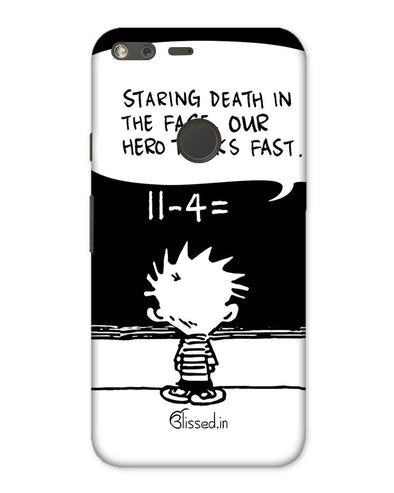Hero Hobbes | Google Pixel Phone Case