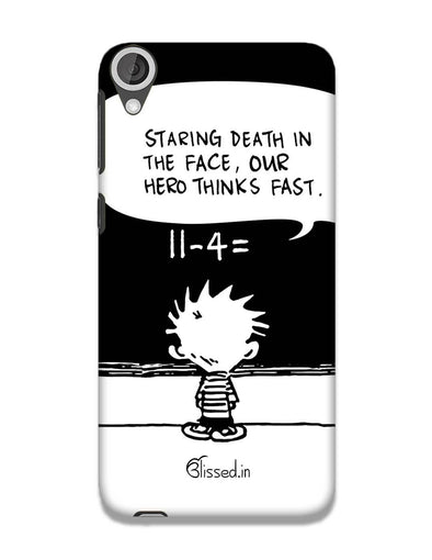 Hero Hobbes | HTC 820 Phone Case