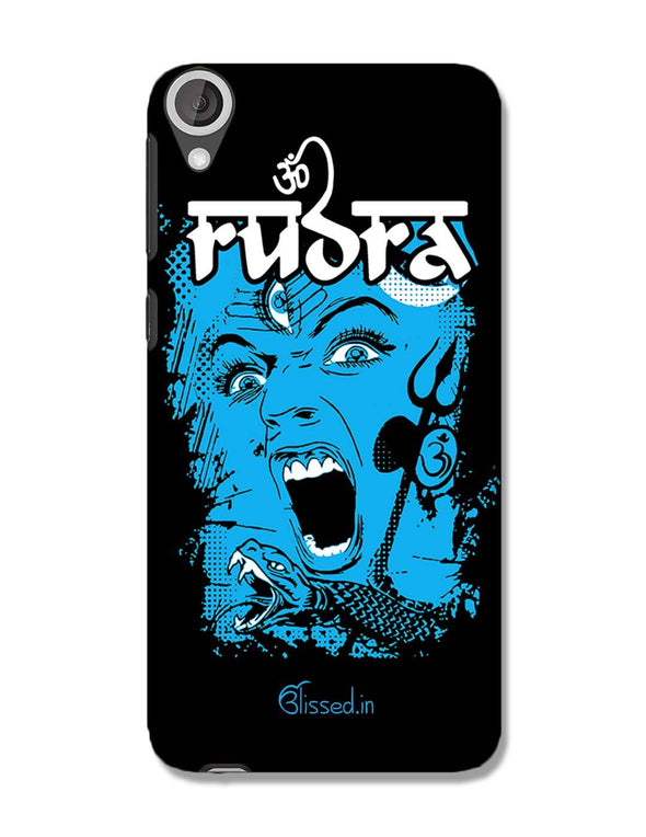 Mighty Rudra - The Fierce One | HTC 820 Phone Case