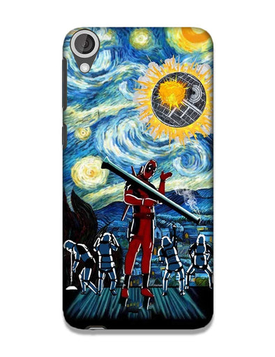 Dead star | HTC 820 Phone Case