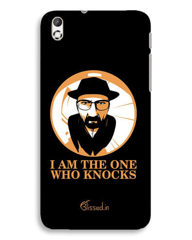 The One Who Knocks | HTC Desire 816 Phone Case