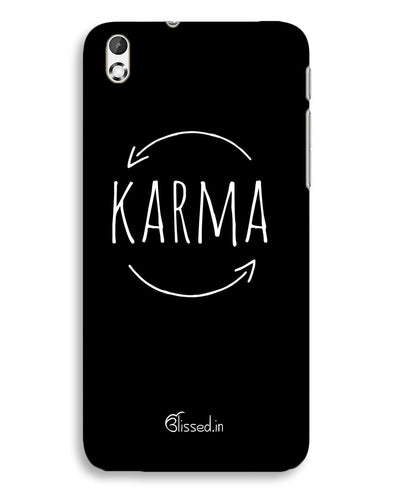 karma | HTC Desire 816 Phone Case