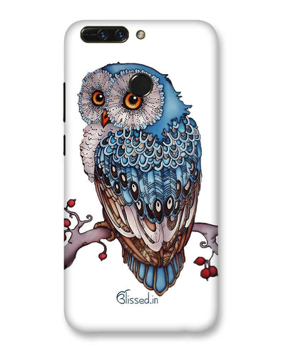 Blue Owl | HUAWEI Honor 8 Pro Phone Case