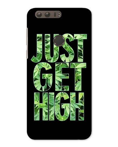 High | Huawei Honor 8 Phone Case
