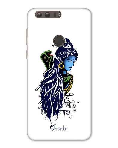 BUM BHOLE NATH | Huawei Honor 8 Phone Case