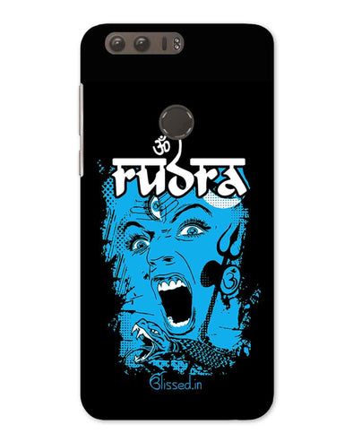 Mighty Rudra - The Fierce One | Huawei Honor 8 Phone Case