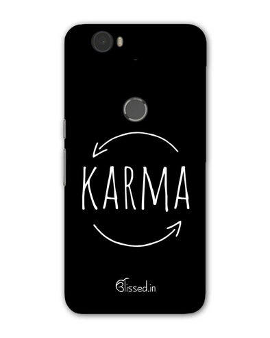 karma | Huawei Nexus 6P Phone Case