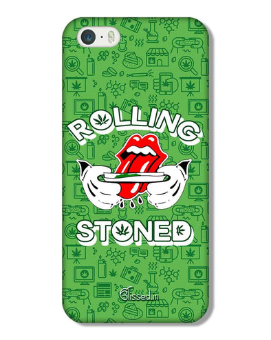 Rolling Stoned | iphone 5 Phone Case