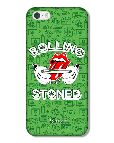 Rolling Stoned | iphone 5s Phone Case