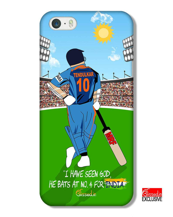Tribute to Sachin | iPhone 5S Phone Case