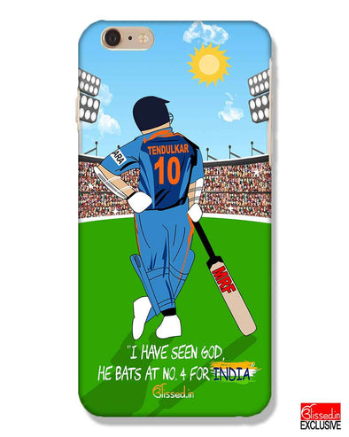 Tribute to Sachin | iPhone 6 Plus Phone Case
