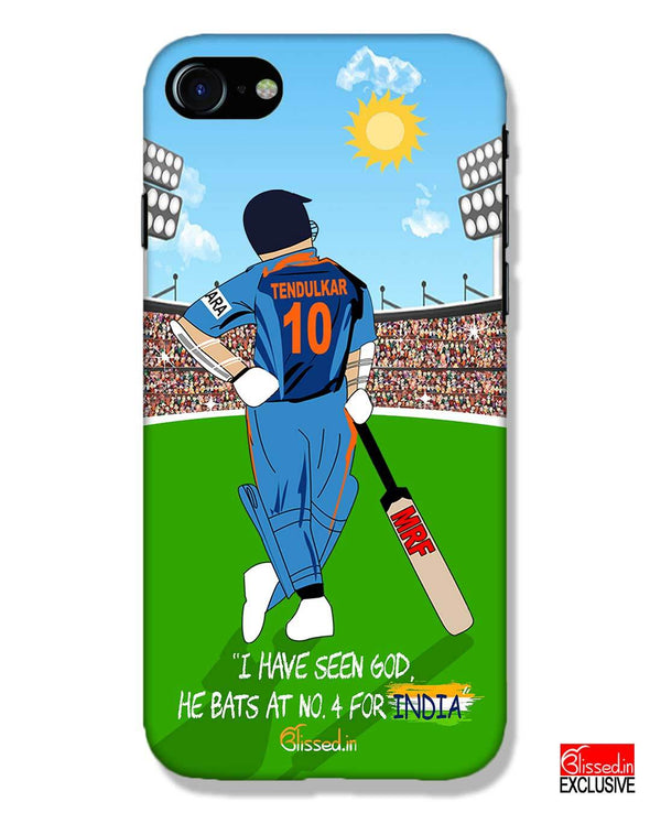 Tribute to Sachin | iPhone 8 Phone Case