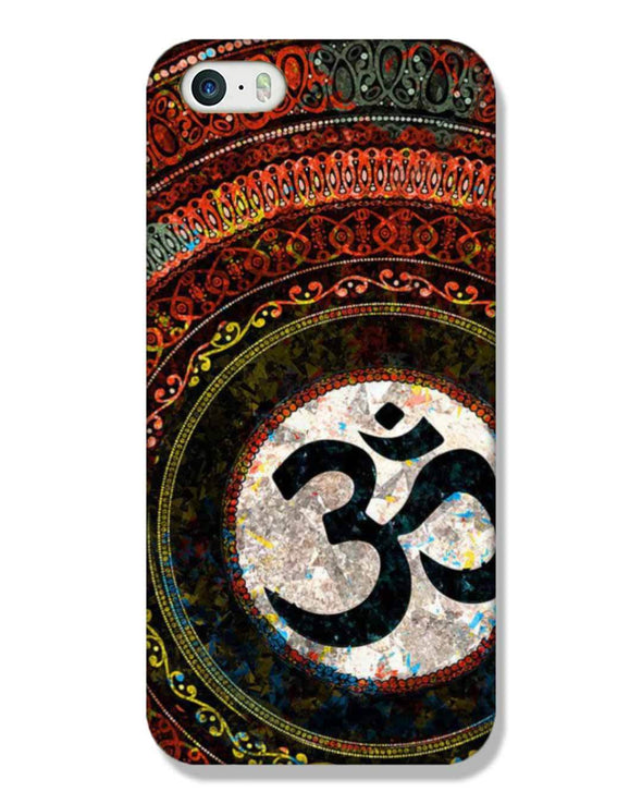 Om Mandala | iPhone SE  Phone Case
