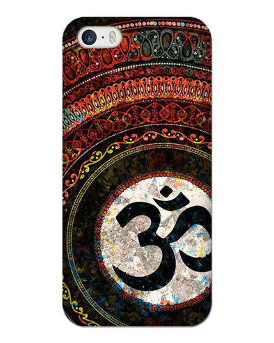 Om Mandala | Iphone 5c Phone Case