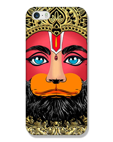 Lord Hanuman | iPhone SE Phone Case
