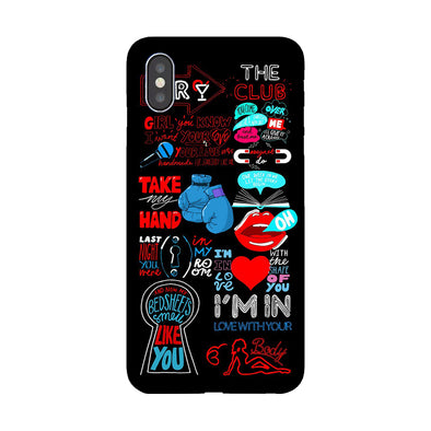 Shape of You | iPhone XS Max Phone Case