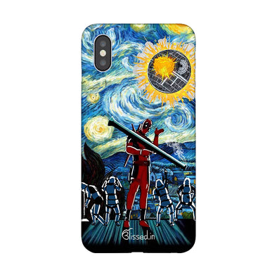 Dead star | iPhone XS Max Phone Case