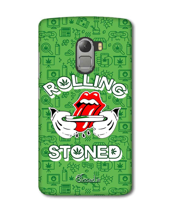 Rolling Stoned | Lenovo K4 Note Phone Case