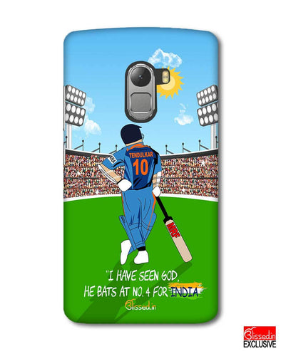 Tribute to Sachin | Lenovo K4 Note Phone Case