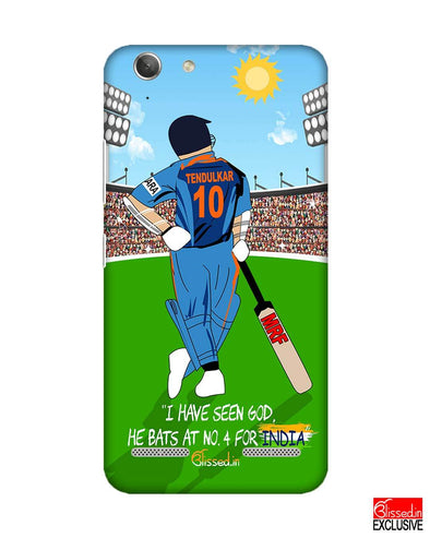 Tribute to Sachin | Lenovo Vibe K5 Phone Case