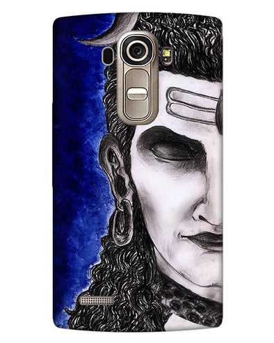 Meditating Shiva | Lg G4 Phone case
