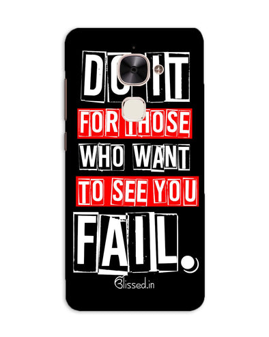 Do It For Those | LeEco Le 2 Phone Case