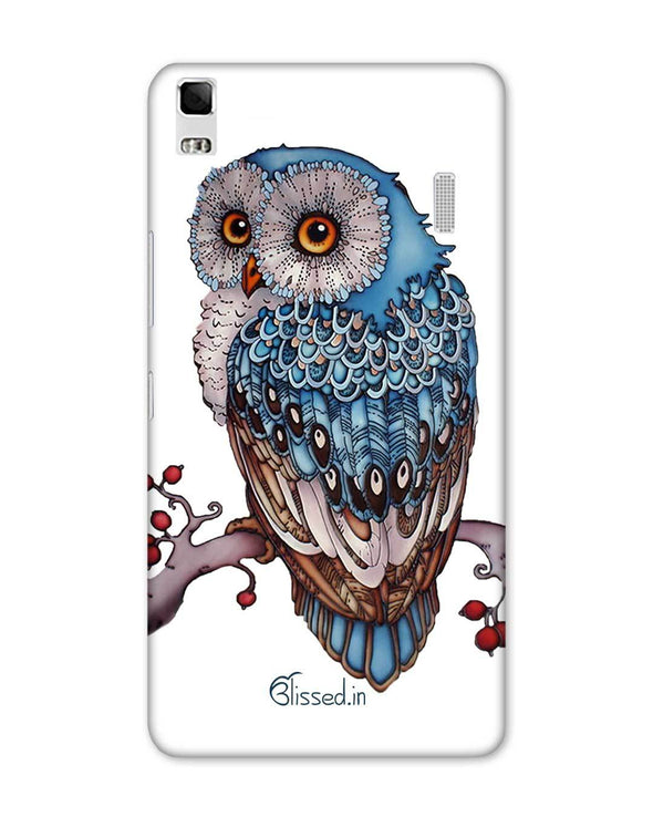 Blue Owl | Lenovo A700 Phone Case