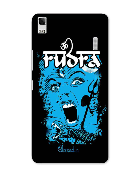 Mighty Rudra - The Fierce One | Lenovo A700 Phone Case