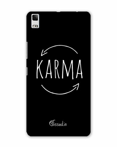 karma |  Lenovo K3 Note Phone Case