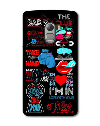 Shape of You | Lenovo K4 Note Phone Case