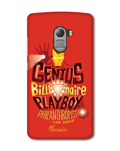 Life Goals  | Lenovo K4 Note Phone Case