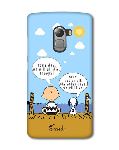 We will live | Lenovo K4 Note Phone Case
