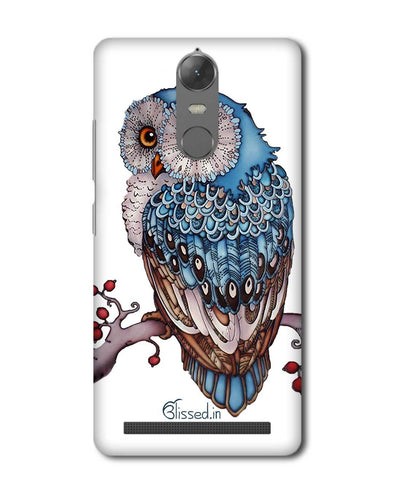 Blue Owl | Lenovo K5 Note Phone Case