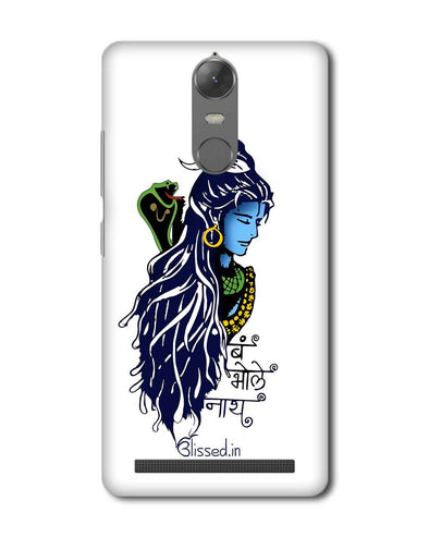 BUM BHOLE NATH | Lenovo K5 Note Phone Case