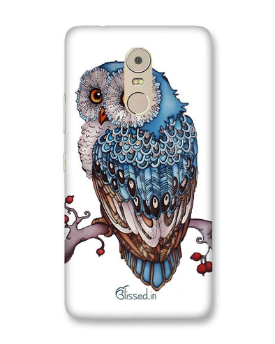 Blue Owl | Lenovo K6 Note Phone Case