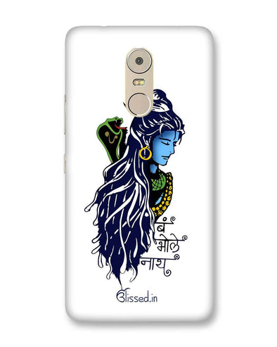 BUM BHOLE NATH | Lenovo K6 Note Phone Case
