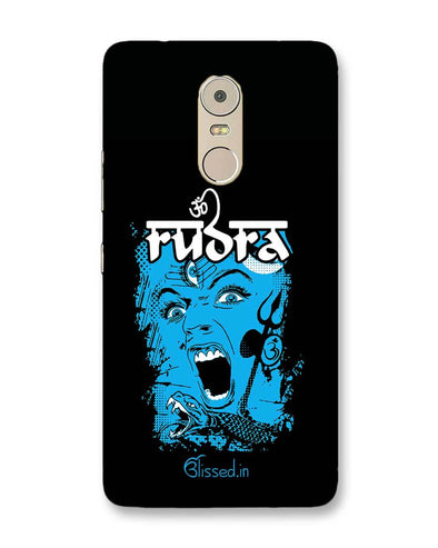 Mighty Rudra - The Fierce One | Lenovo K6 Note Phone Case