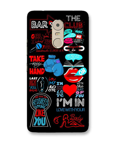 Shape of You | Lenovo K6 Note Phone Case